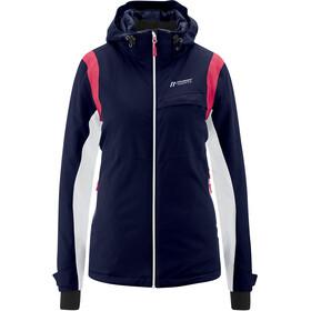 Maier Sports Valentina Jacket Women, bleu/rose